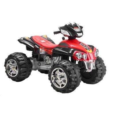 Elektrisk firehjuling for barn