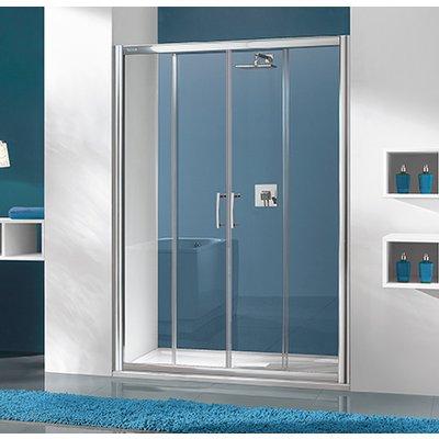 Wide TX dusjdør - 5mm glass (skyvedører)