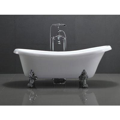 Badekar med føtter - Maia - 160 cm