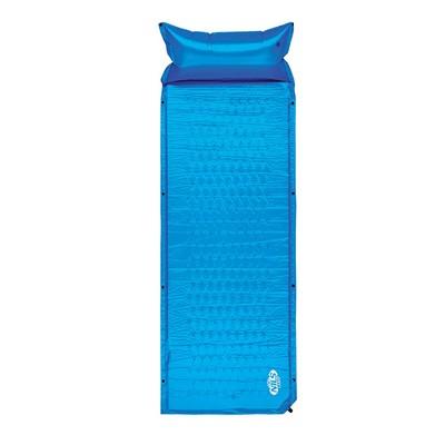 Liggeunderlsag med pute (blå) NC1006