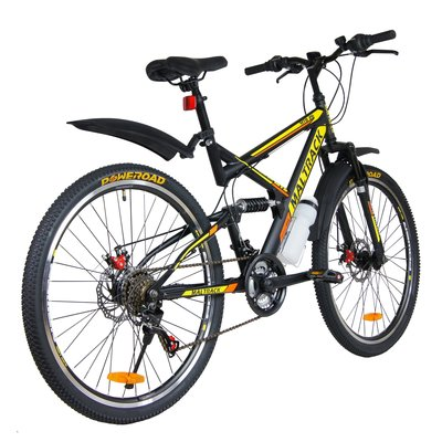 "Mountainbike Target 26\\\"" - Gul"