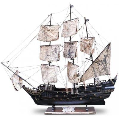 Modellbåt Black Pearl seilbåt - 95 cm