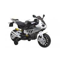 El-drevet BMW motorsykkel for barn - Grå