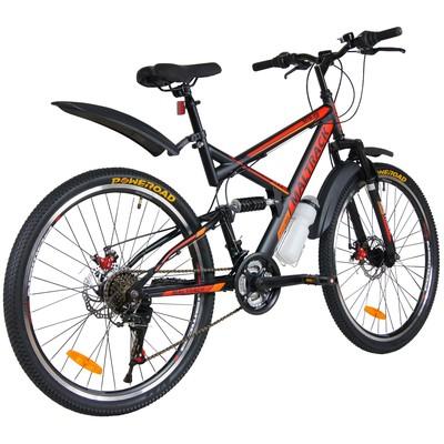"Mountainbike Target 26\\\"" - Rød"