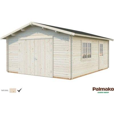 Garasje Roger med svingport - 23,9 m²