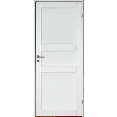 Grünerløkka innerdør - 3-speil - Massiv