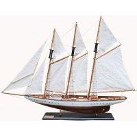 Modellbåt Clipper seilbåt - Full rigger