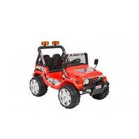Elektrisk terrengbil for barn, rød - 10Ah
