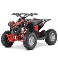 Mini-firhjuling Sort & rød - 1060W