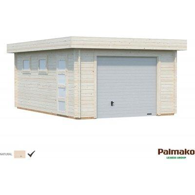 Garasje Rasmus med takport - 19,0 m²