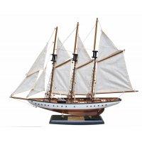 Modellbåt Atlantic seilbåt - Full rigger