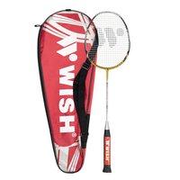 Badmintonracket (gull & sølv) TI SMASH 959