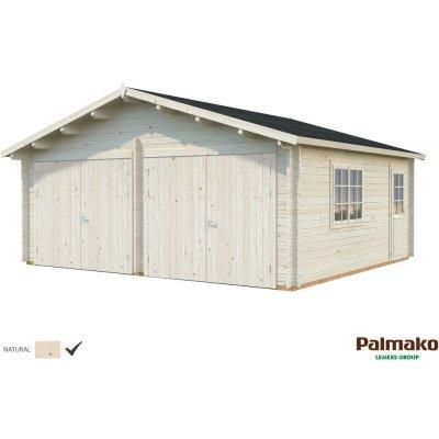 Garasje Roger med svingport - 28,4 m²