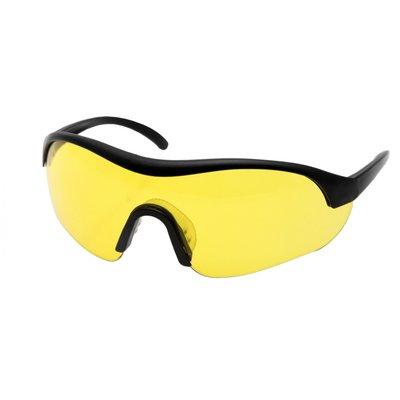Vernebriller med gult glass