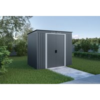 Pent Roof lager - 2,1 m²