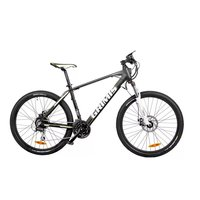 Grimis el-sykkel - Sølvfarget