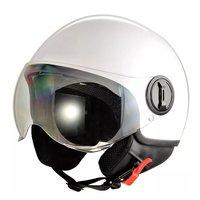Hjelm til motorsykkel - Hvit