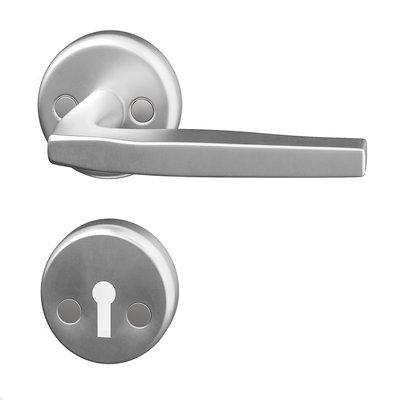 Dørhåndtak innerdør - Aluminium Straight