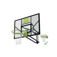 Galaxy basketballkurv med utstående veggmontering - Dunkbar
