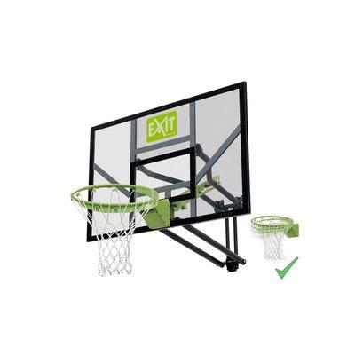 Galaxy baskettkurv med utstående veggmontering - Dunkbar