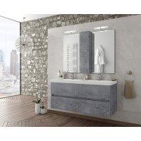 Møbelpakke Luxus 120 granitt