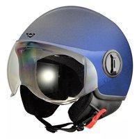 Hjelm til motorsykkel - Blå
