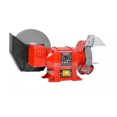 Benkesliper for våt- og tørrsliping - 250W