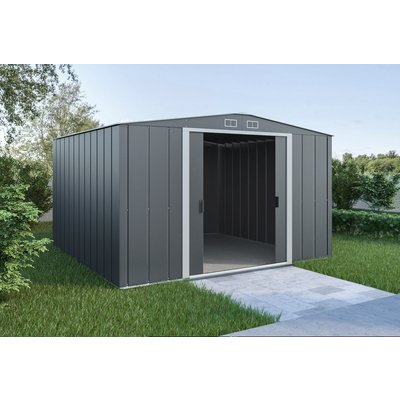 ECO Shed lager - 7,1 m²