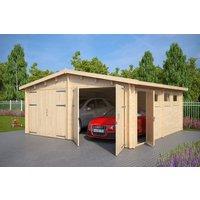 Garasje Vilda - 31 m²