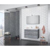 Møbelpakke Luxus 85 granitt