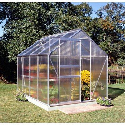 Popular drivhus - 5 m²