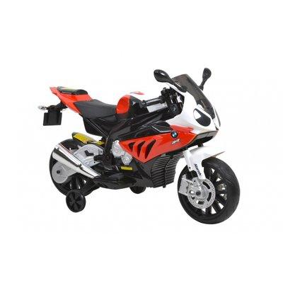 El-styrt BMW motorsykkel for barn - Rød