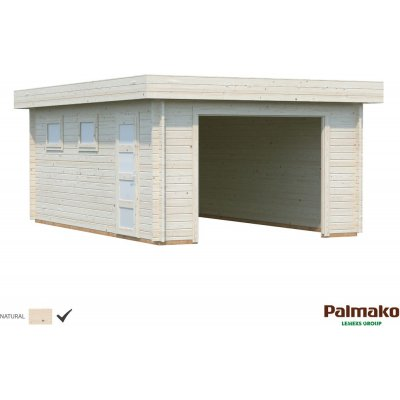 Garasje Rasmus - 19,0 m²